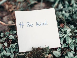 Be Kind | Mental Health Awareness Week